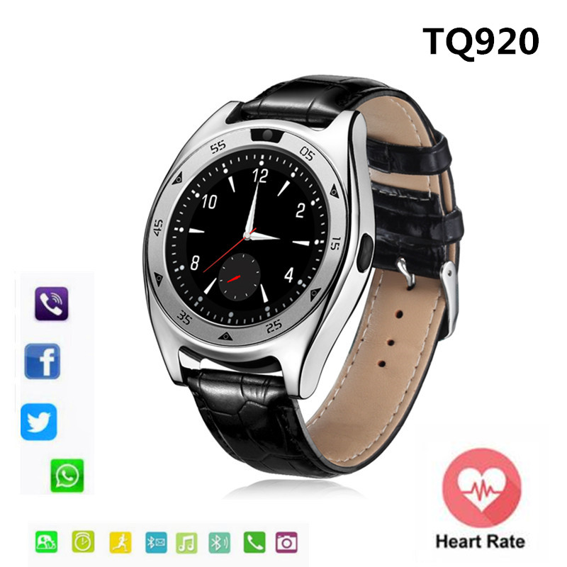 RsFow Electronics Smart Watch wrist TQ920 Heart Rate Blood Pressure Monitor Wrist Waterp ...