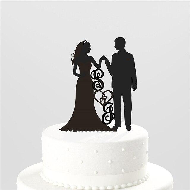 Promessa Di Amore/Wedding Cake Topper/Decorazioni di Nozze/Fidanzamento  Della Festa Nuziale