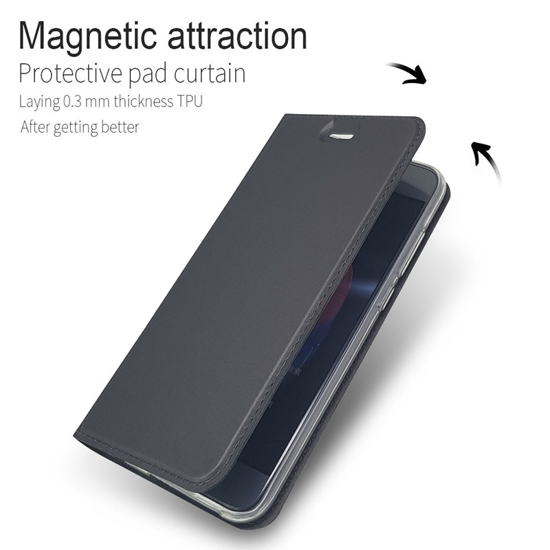 Case For Huawei P Smart case PU leather flip cover For Huawei P Smart FIG-L21 FIG-LX1 case luxury Magnet Wallet case kimTHmall