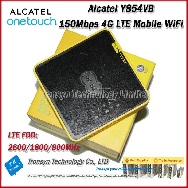 Alcatel Y854 4G LTE WiFi Hotspot-B