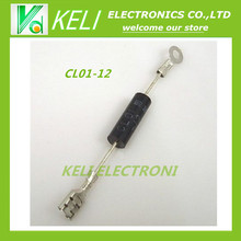 Бесплатная доставка 100 шт. CL01-12 микроволновая печь высокого напряжения диодный выпрямитель новый оригинальный