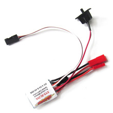 20A RC ESC Brushed Motor Speed Control Controller BEC 5V 1A for RC Car Truck Boat