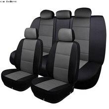 Автомобильный чехол на сиденье для hyundai solaris 2017 creta getz i30 accent ix35 i40 аксессуары Чехлы на сиденье автомобиля