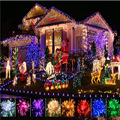 33FT 10M 100 LED 9 Colors Wedding New Year Xmas Navidad Garland LED Christmas Decoration Cord Outdoor Fairy String Light