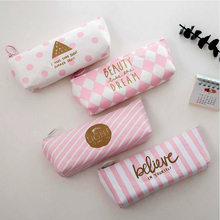 Pink Pencil Cases
