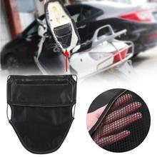 Сумка на сиденье для мотоцикла, скутера, сумка для хранения под сидением, сумка-Органайзер из искусственной кожи, сумка для хранения под сидением, Новое поступление