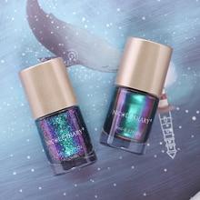 NICOLE DIARY 9 мл хамелеон лак Wonderworld серия радужные флаконы блестки лак для ногтей