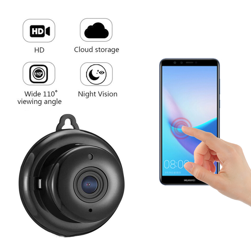 960P IP Camera Wireless Audio Baby Monitor Camera Home Office CCTV Infrared Night Vision Motion Detection Tracker Wife Camera