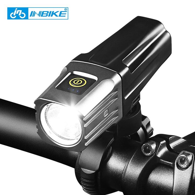 Professional 1600Lumens Bicycle Light 5000mAh Light Bike USB Rechargeable Cycling Flashlight Lamp Waterproof LED Torch Headlight