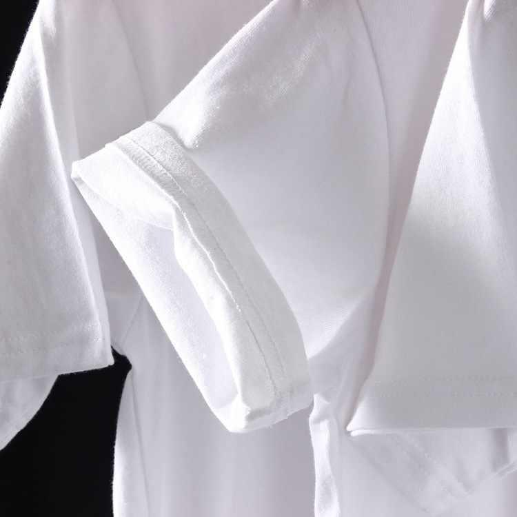 新到着原宿 Tシャツアリスと王子プリントユーモア Tシャツヴィンテージ O ネックホワイトオーファム Comfoatable 90s トップス