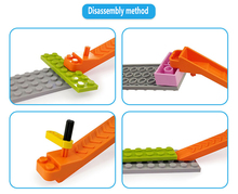 Ant Dismantled Brick Device Blocks Accessories for Building Assembly Disassembly Tool Compatible Bricks Toys
