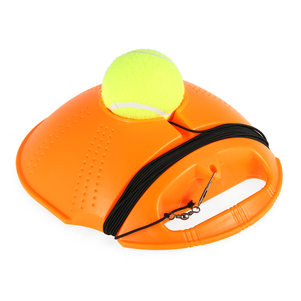 NEW Tennis Trainer Training Aids Practice Baseboard Tool Exercise Tennis Ball Self-study Rebound Ball Sparring Device