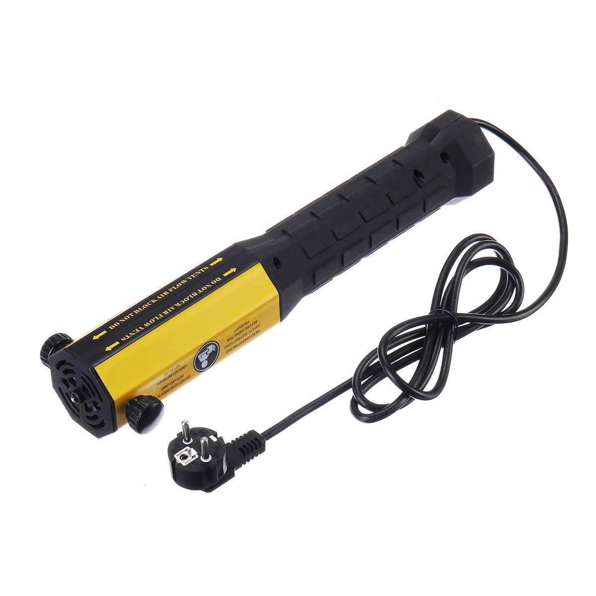 Kit de herramientas de eliminación de calor con 8 bobinas calefactor por inducción magnética de 220V/110V, calentador de inducción sin llama, herramienta de reparación de desmontaje de coche