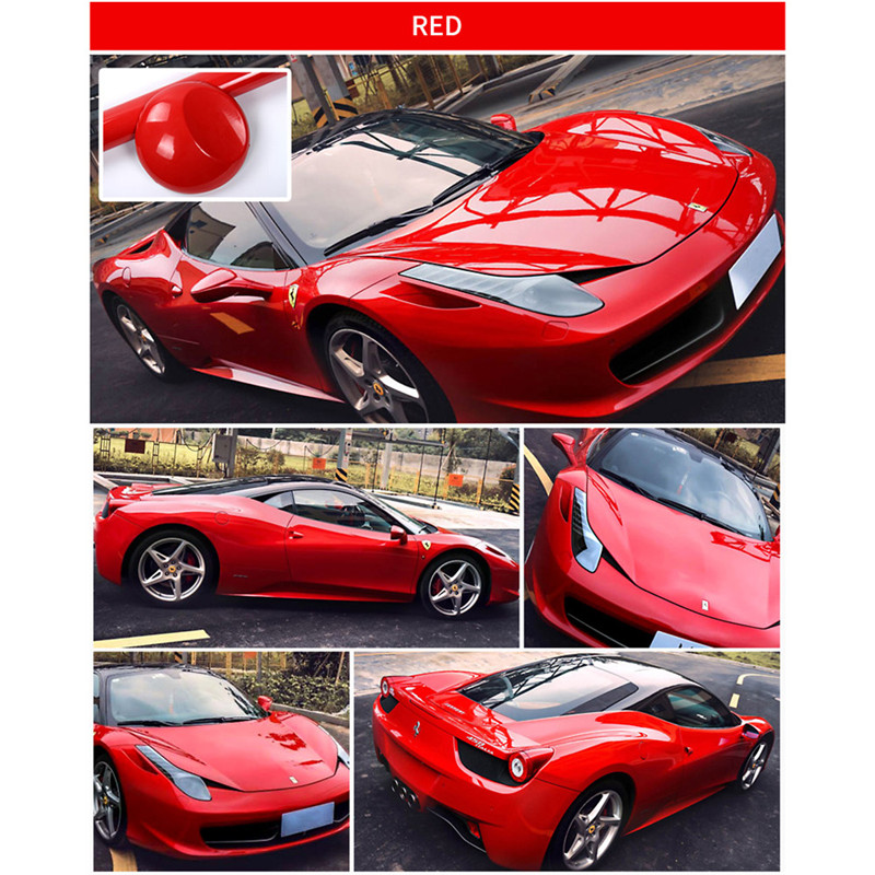 Image 4 - 30*152cm Premium Car Body Sticker Decal Self Matte body sticker with Matt protective film for automobile body-in Car Stickers from Automobiles & Motorcycles