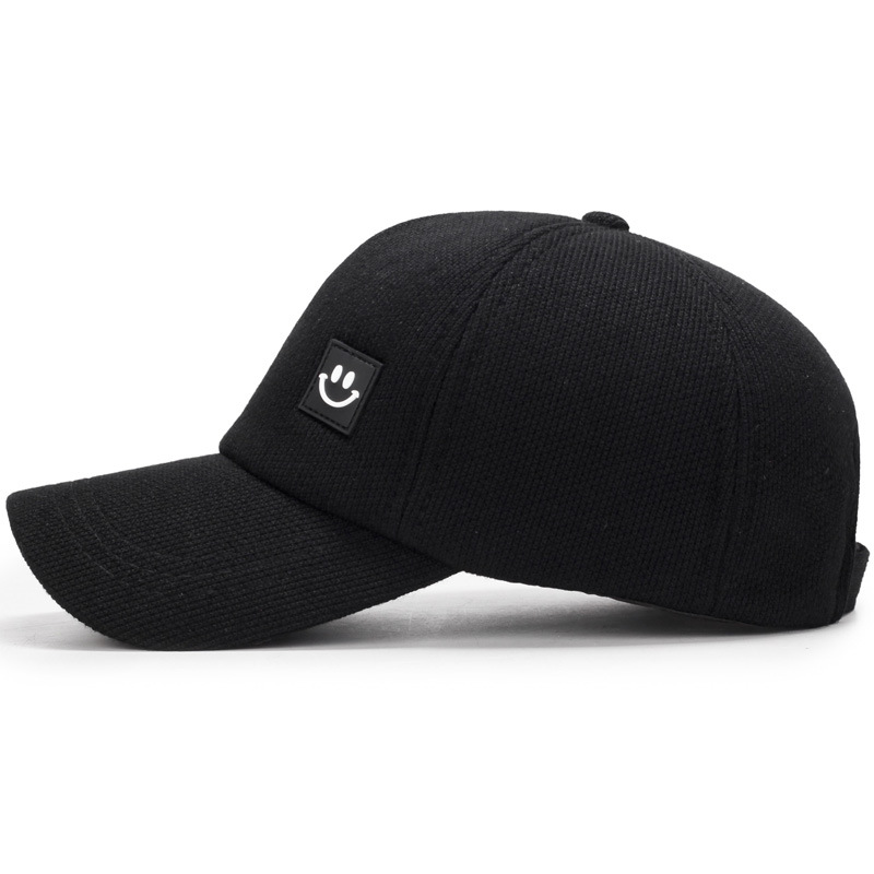 Wild hat male summer baseball cap Korean version of the tide shade sun protection hat summer can be folded anti uv sun hat sun protection for children to cover the sun with a large cap on the beach bike travel