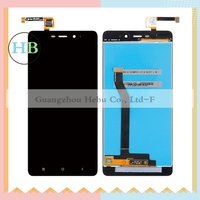100 Test 1pcs HH 5 0 For Xiaomi Redmi 4 Pro LCD Display 4Pro Touch Screen