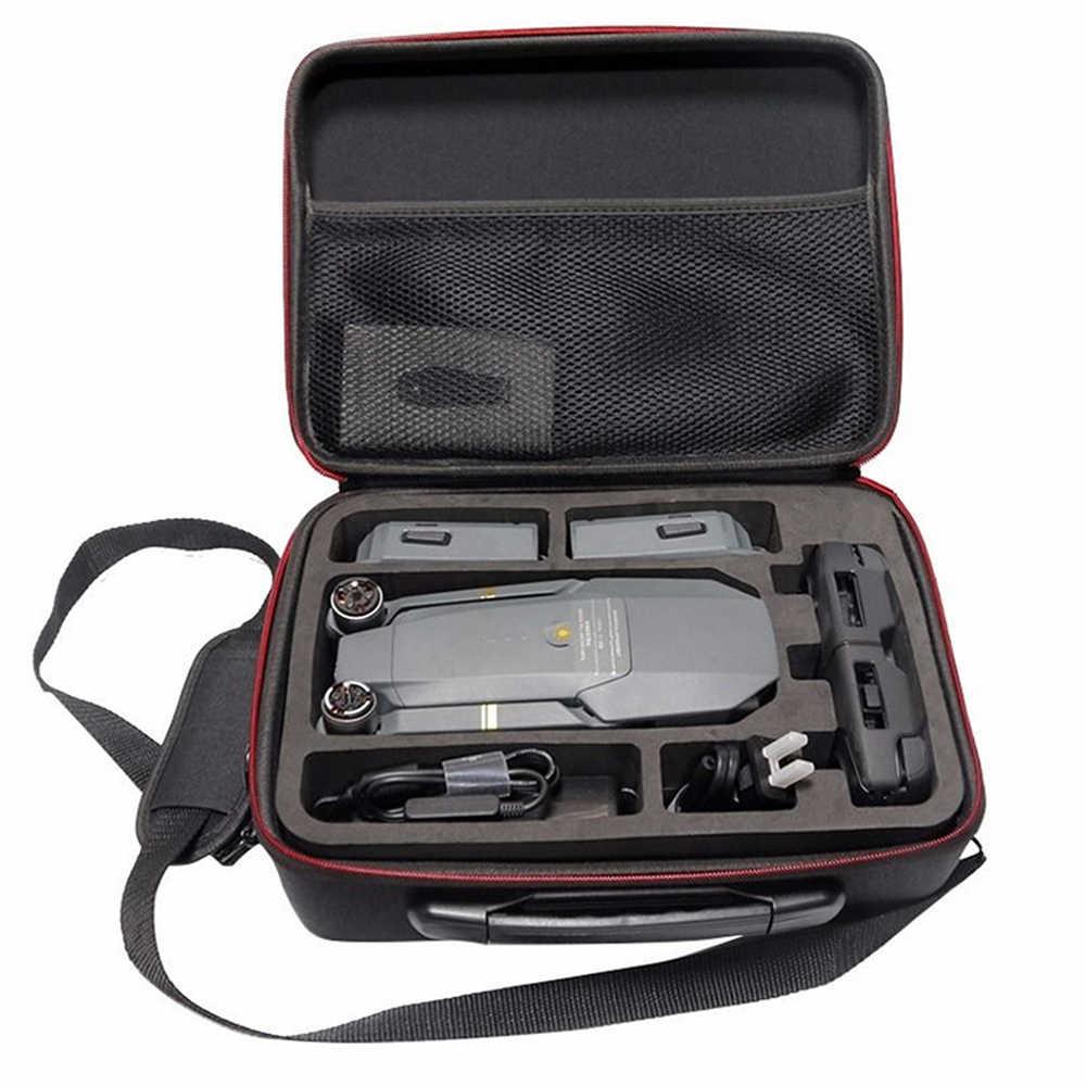 Sacchetto di Immagazzinaggio di droni per DJI Mavic Pro EVA Duro Portatile Borsa A Tracolla Impermeabile Custodia da trasporto