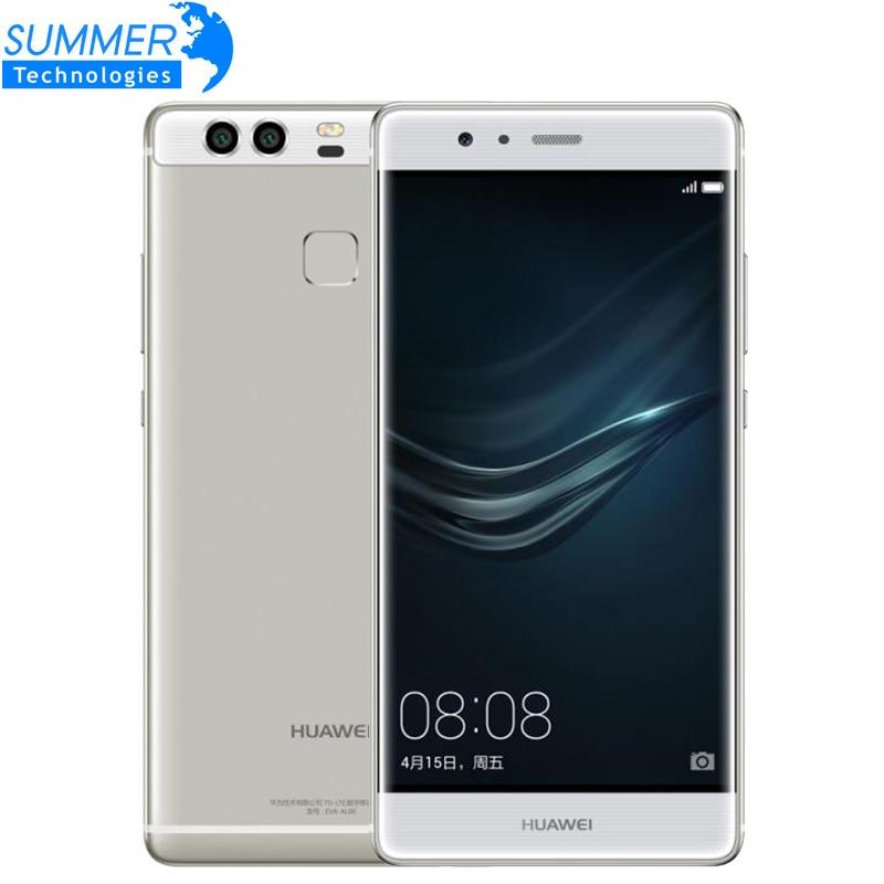 Original Huawei P9 Plus New Phone LTE Android 6.0 Kirin 955 4G RAM 64GB/128GB ROM Octa Core 5.5
