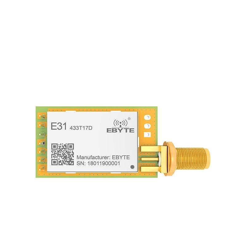 E31-433T17D  AX5243 433MHz Wireless Rf Long Range Module UART 2100m 433 Mhz Wireless Rf Transmitter Receiver