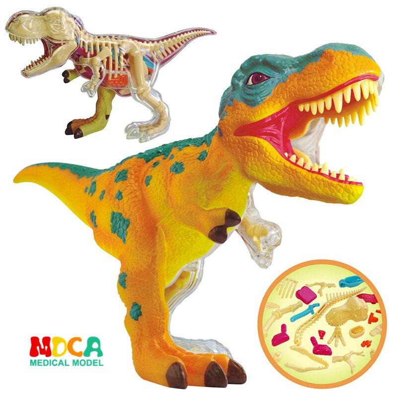 4D Master Dinosauro Anatomico Modello di Assieme Q Edizione Tyrannosaurus Triceratopterosaur Grande Squalo Bianco Simulato Giocattolo Animale4D Master Dinosauro Anatomico Modello di Assieme Q Edizione Tyrannosaurus Triceratopterosaur Grande Squalo Bianco Simulato Giocattolo Animale