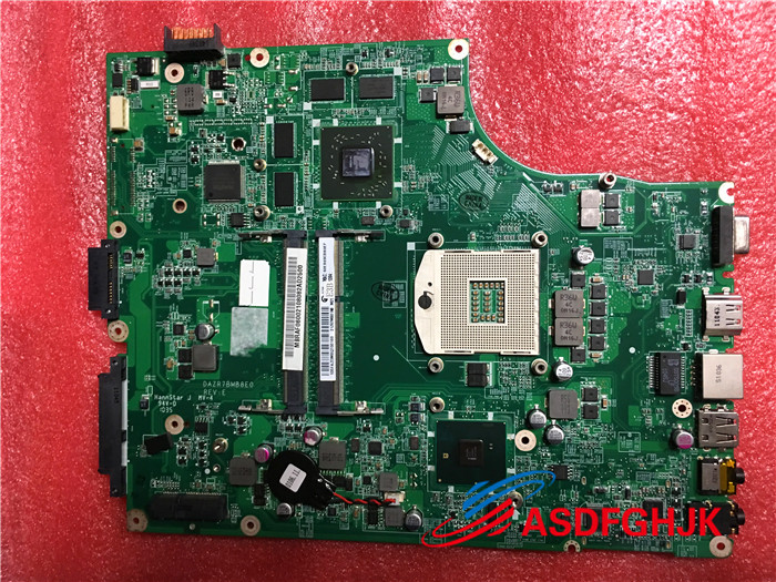 For <font><b>Acer</b></font> Aspire 5820T <font><b>5820TG</b></font> 5820G LAPTOP <font><b>Motherboard</b></font> MBRAF06001 DAZ7BMB8E0 100% TESED OK image