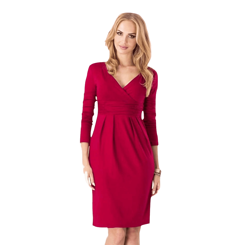 Купить Женское Офисное Платье