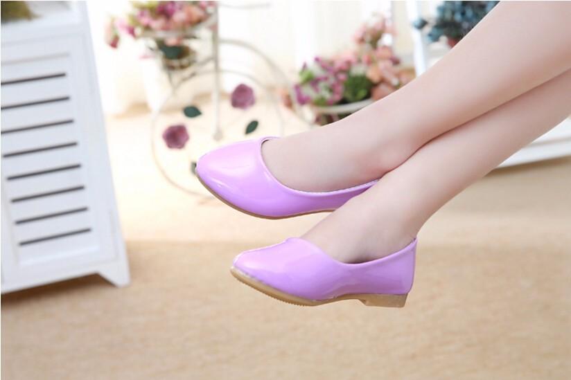 girl leather shoe-31