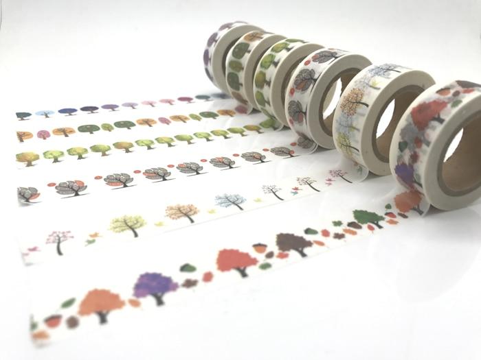 ₪Patrones sticky papel cinta oro metálico recuerdos oro jiataihe ...