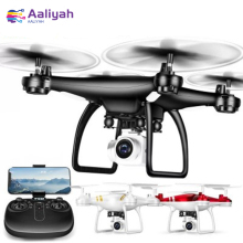 RC Drone Quadcopter 1080P Wifi FPV Camera Headless Mode Altitude Hold Wide Angle HD High 20-25min Flying Time