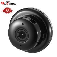 Wetrans IP Wifi Camera Mini Smart Home Security Baby Monitor Night Vision Wi-fi Wireless CCTV Camera Fisheye P2P Panoramic Audio