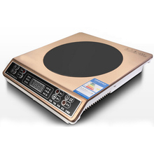 VOSOCO Electromagnetic furnace Induction cooker electromagnetic oven 2000W power household commercial colour steel cooking