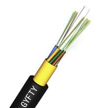 1000 м/rull бронированный GYFTY 24 ядра одиночный режим открытый бронированный GYFTY волоконно-оптический кабель 24 ядра волоконно-оптический кабель