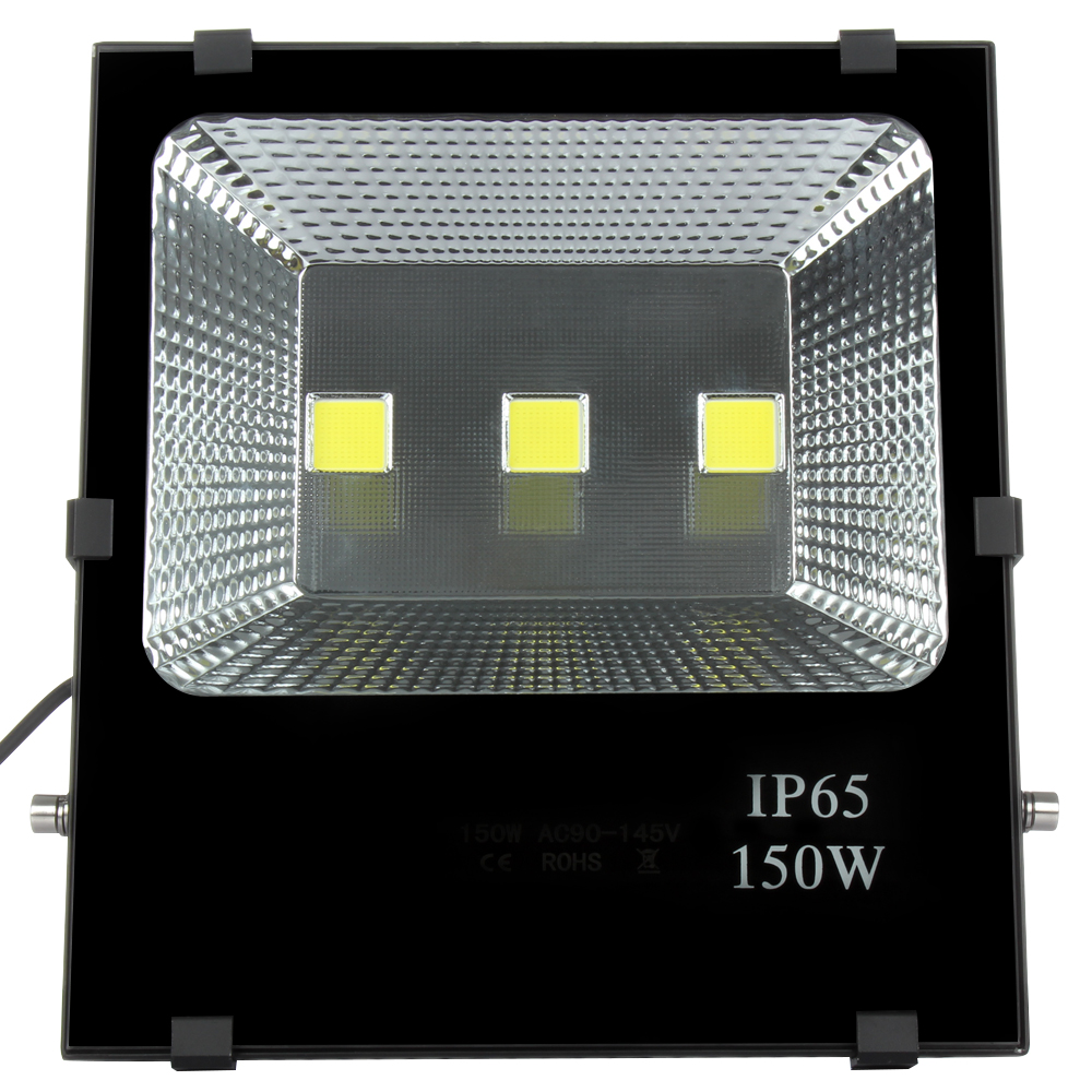 led flood light 100w 150w 200w 220v110v led refletor floodlight led exterieur spotlight outdoor. Black Bedroom Furniture Sets. Home Design Ideas
