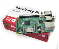 New Raspberry Pi 3 Model B Board 1GB LPDDR2 BCM2837 Quad Core Ras PI3 B