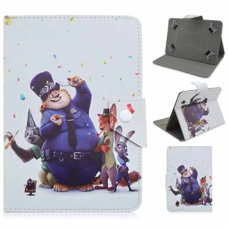 "For Acer Iconia Tab B1-711 7.0 inch  PU Leather Stand Cover For Universal case 7"" inch Android Tablet PC PAD for kids S2C43D"