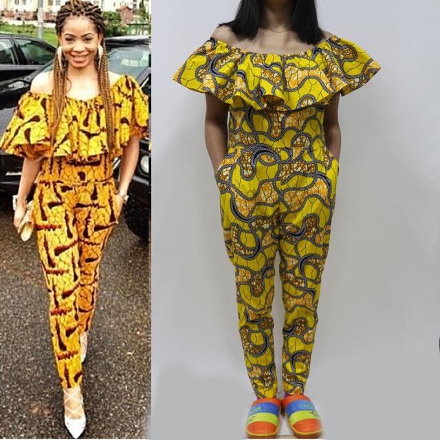 African print fashion 2018 86