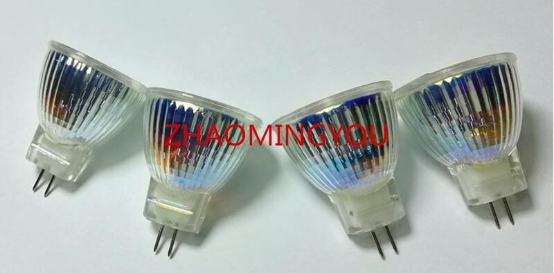 Image 4 - YON 10 pièces nouveauté MR11 110V 220V COB LED projecteur corps en verre GU4 lampe lumière AC/DC 12V MR11 5W ampoule LED blanc chaud/blanc-in Tubes et ampoules LED from Lampes et éclairages on AliExpress