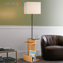 Nordic Novelty Design Floor Lamps Fixtures LED Lights for Living Room Bedroom Study Lighting