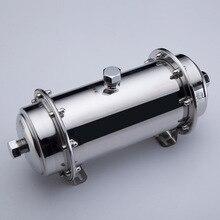 500л/ч 304 нержавеющая сталь прямой напиток ультрафильтрация Центральная очистка воды Очистительная Машина 500л/ч фильтр для воды