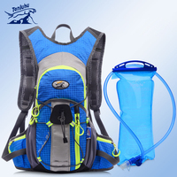 TANLUHU 643 12L Water resistant Outdoor Hiking Climbing Cycling Running Hydration Backpack Pack Water Bag For 2L Water Bladder