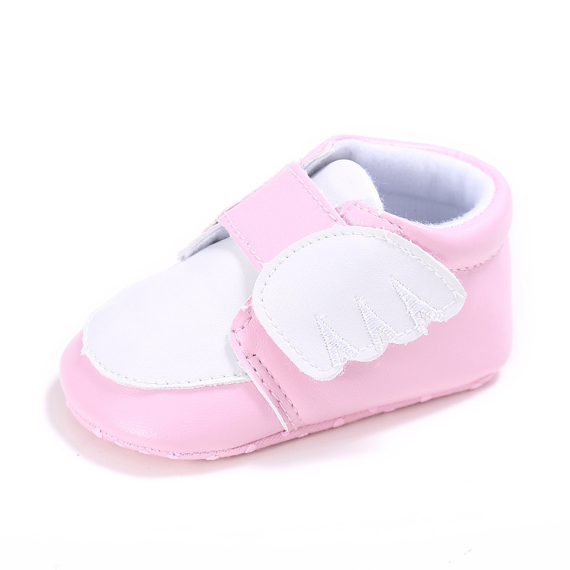 Baby First Walkers Cute Baby Shoes Soft Bottom Non-slip Toddler Shoes for Babies