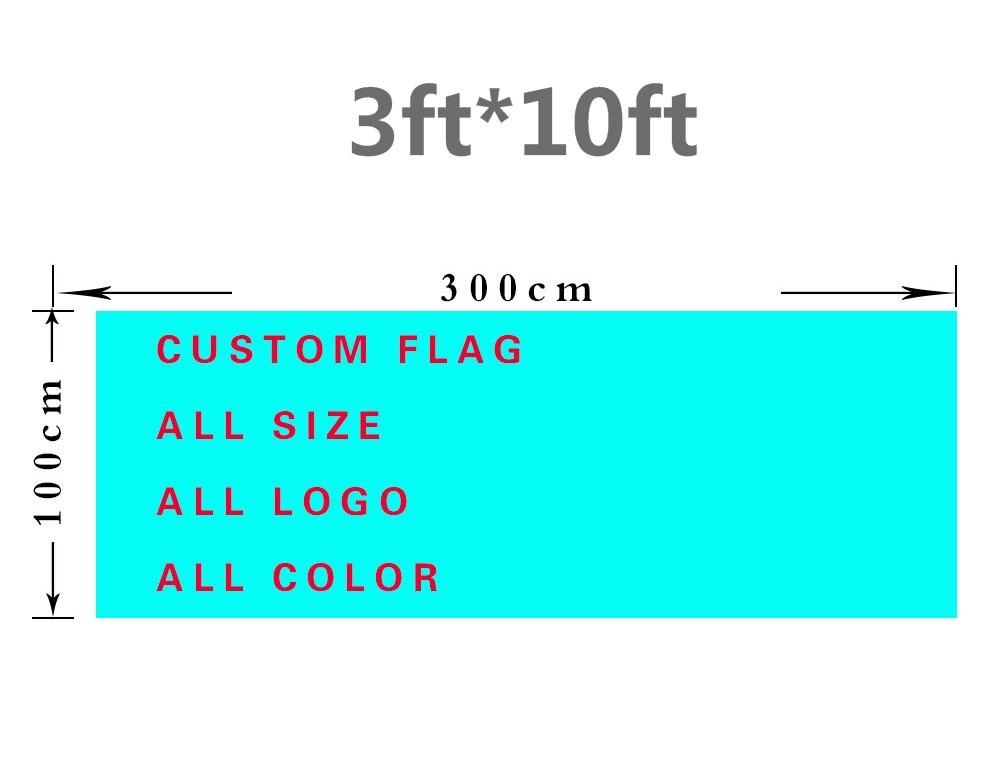 Custom flag 250cmX70cm 300cmX100cm 400/500cmX80cm custom banner all logos all colors all sizes flag banner