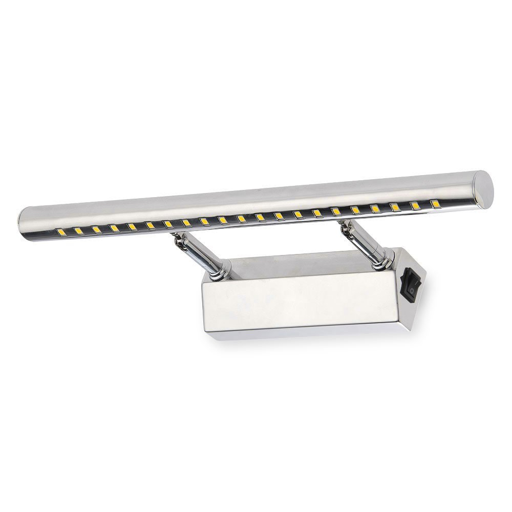 THGS 5W 21 LED 5050 lighting fixture lamp 3000K warm white SMD lamp mirror cabinet bathroom