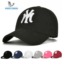 51d409e83b0 New Baseball Cap New Unisex Cotton Outdoor Hat NY Embroidery Snapback  Fashion Sports Hats For Men