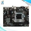 Для MSI H110M PRO-D Оригинальный Используется Для Рабочего Материнская Плата Для Intel H110 Socket LGA 1151 Для i3 i5 i7 DDR4 32 Г SATA3 Micro-ATX