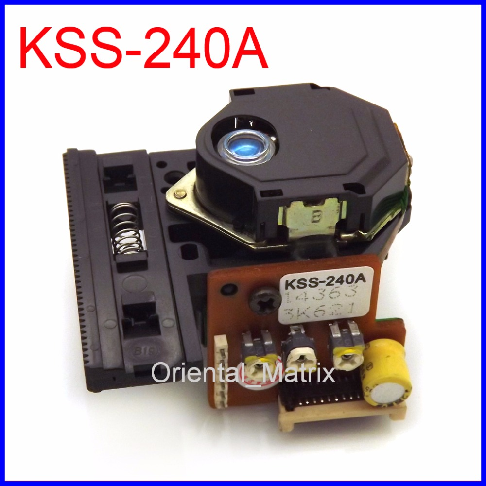 Free Shipping KSS-240A KSS-240 Optical PickUP KSS240A CD DVD Laser Lens Optical Pick-up цена