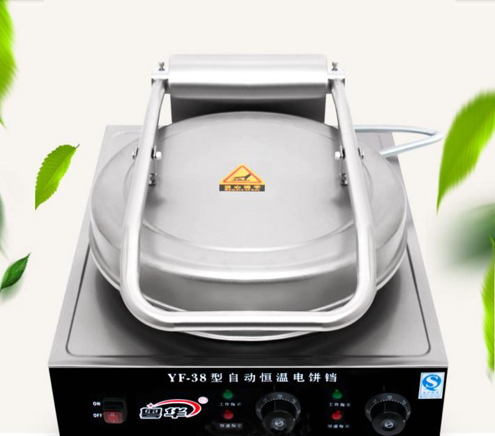 <font><b>Electric</b></font> Pancake Machine Crepe Maker Commercial <font><b>Electric</b></font> <font><b>Baking</b></font> <font><b>Pan</b></font> <font><b>Electric</b></font> Stainless Steel Pancake Making Machine image
