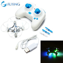 Eachine H7 2.4G 6-Axis LED Mini RC Quadcopter with Protective Cover