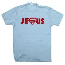 "Christian T Shirt ""Super Jesus"""