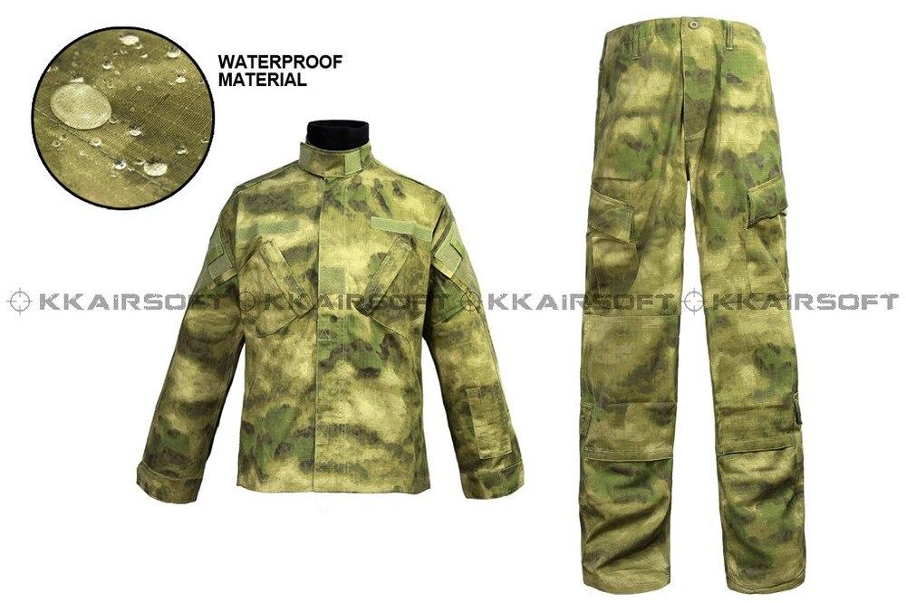 us army military for men A-TACS FG BDU em6923